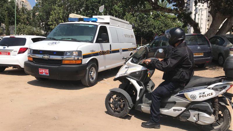 צילום ארכיון: דוברות המשטרה