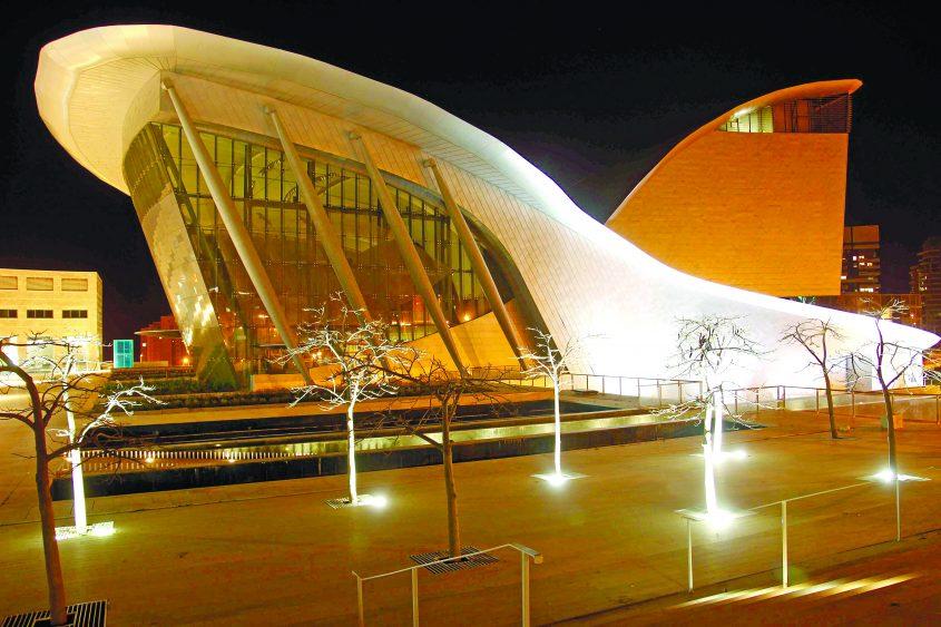 המשכן לאמנויות הבמה באשדוד. צילום: לימור אדרי