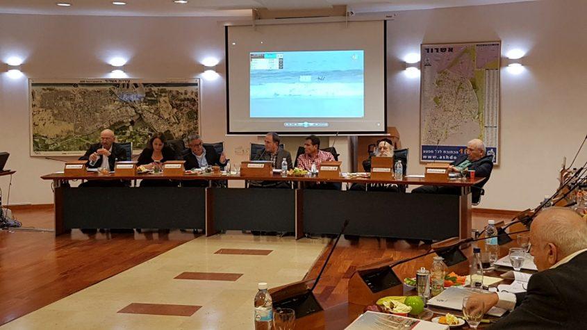 ישיבת מועצת העיר. צילום ארכיון: עופר אשטוקר, אשדוד נט