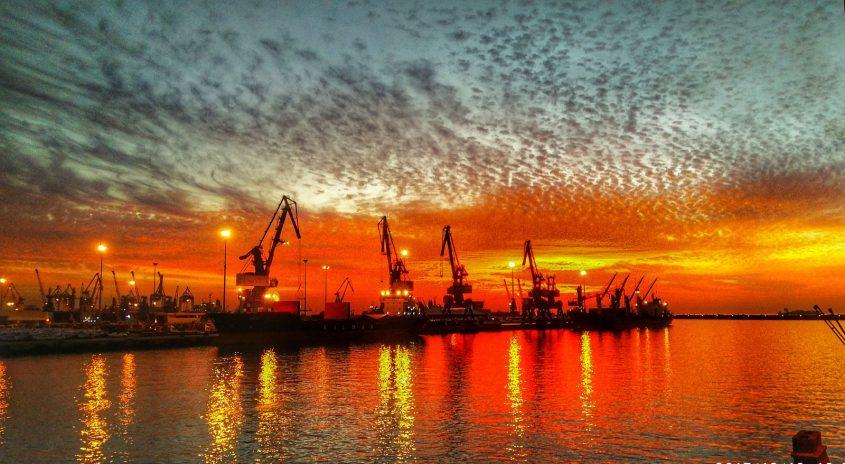 נמל אשדוד. צילום: רועי מלול