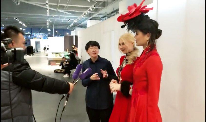מיליארד סינים לא טועים ובוחרים במעצבת האשדודית אליסה לוין
