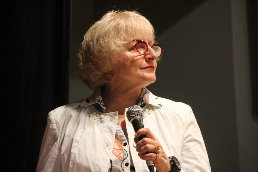 יאנינה קודליק מנהלת קונסרבטוריון אקדמא אשדוד צילום: פוש אפ גירלס