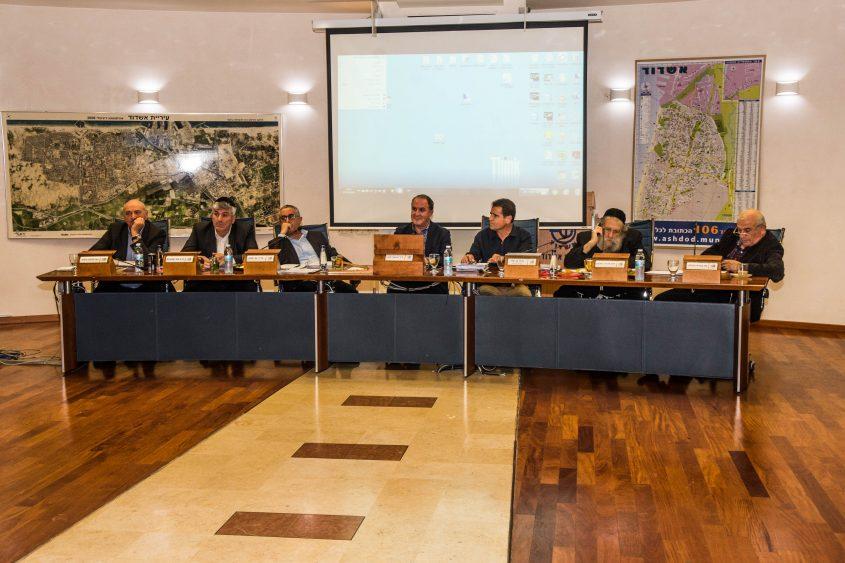 הנחיות מיוחדות: בעיריית אשדוד נערכים לקראת דיון סוער במועצת העיר