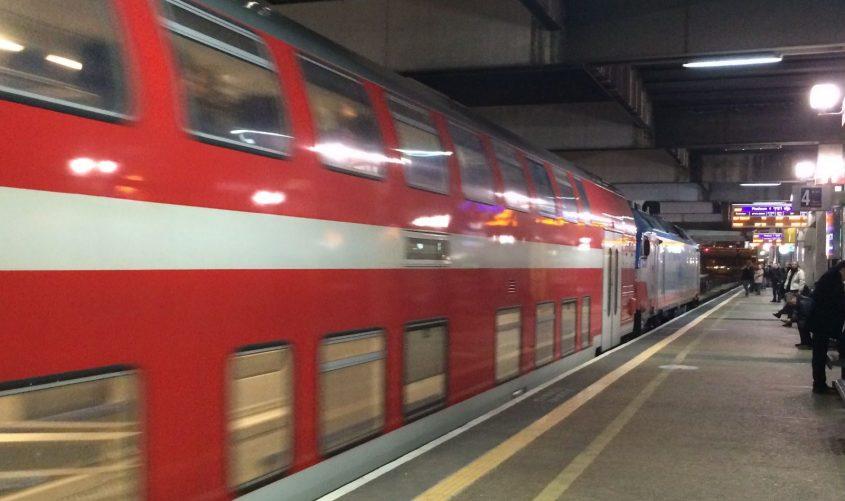 רכבת ישראל. צילום: רכבת ישראל