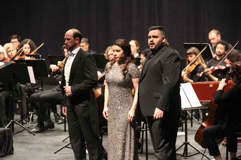 התזמורת הקאמרית תל אביב. קרדיט צילום: חנבו תקשורת