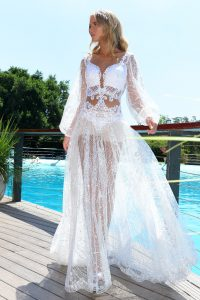 שמלות כלה באדיבות אילנית מזרחי -יריד מרילנד