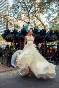 שמלות כלה באדיבות לימור בן יוסף-יריד מרילנד