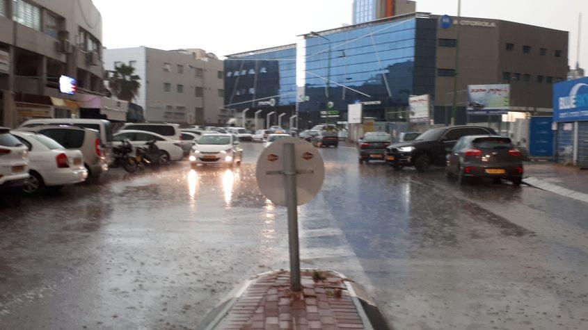סערה בדרך צילום: דור גפני