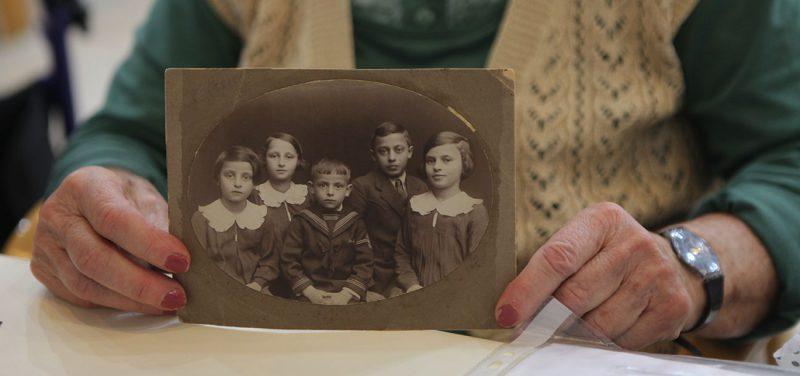 מרכז קהילתי ספרא, פעילות להנצחת השואה