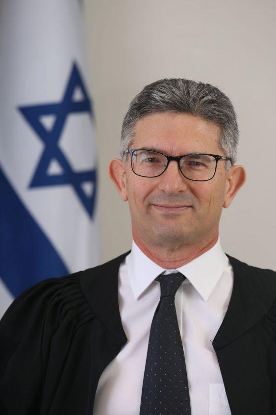 השופט אילן איטח. צילום: אתר בתי המשפט