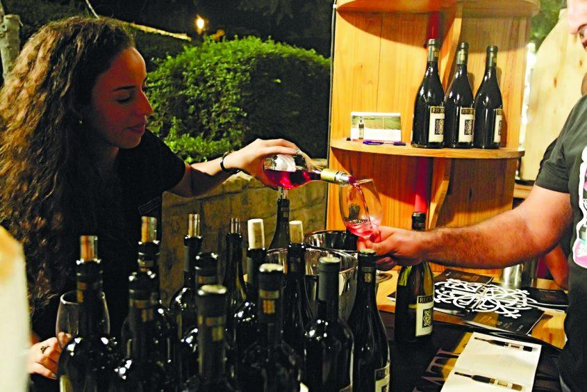 פסטיבל היין השלישי באשדוד 2012. צילום: לימור אדרי
