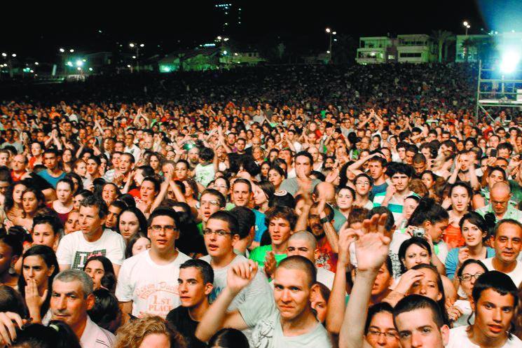 פסטיבל חלון לים התיכון. צילום: עיריית אשדוד