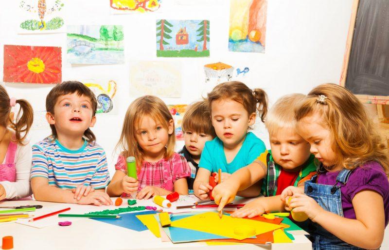 אילוסטרציה , גן ילדים (מאגר Shutterstock