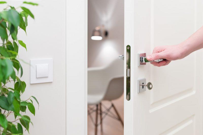 דלתות פנים וחוץ (מאגר Shutterstock)
