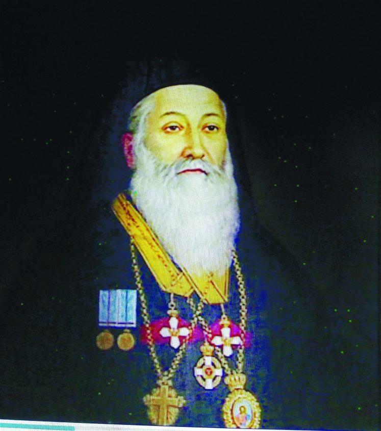 הארכיבישוף כריסוסטומוס דימיטרי