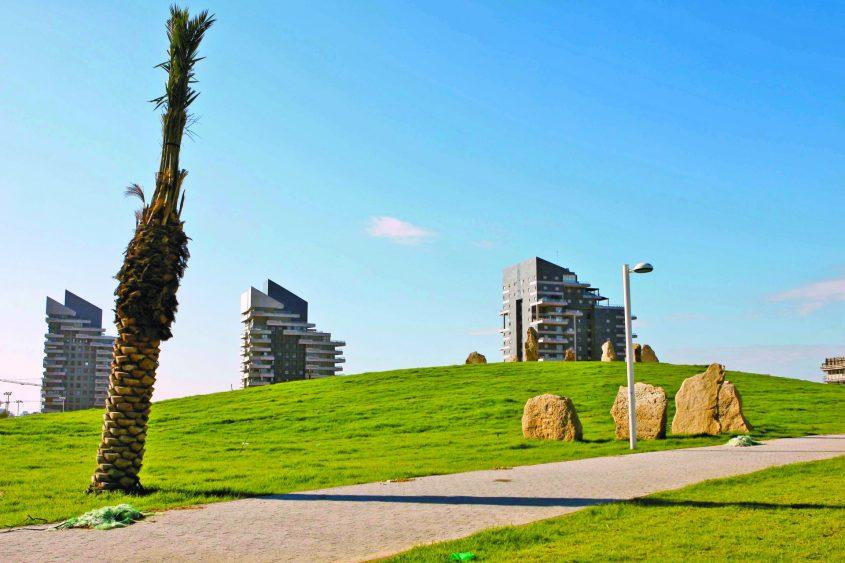 תמונת המחשה: פארק אשדוד ים. צילום לימור אדרי