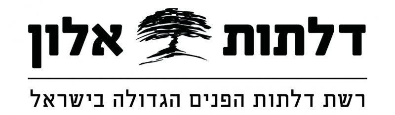 לוגו דלתות אלון