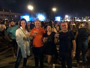 קהל, פסטיבל הבירה 2018. צילום: שמוליק דוד