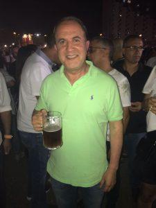 """ראש העיר ד""""ר יחיאל לסרי, פסטיבל הבירה 2018"""