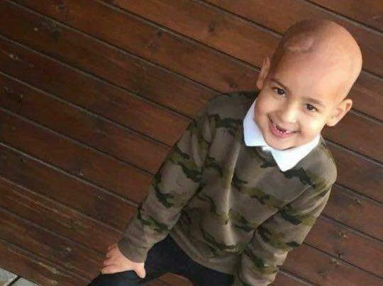 אליה רפאל חיים, יהי זכרו ברוך, נפטר בגיל 7 ממחלת הסרטן