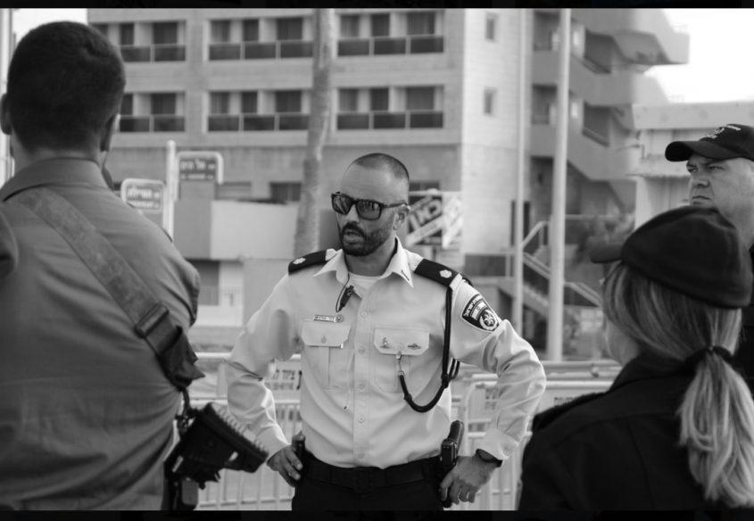 """רפ""""ק דודו תורג'מן. באדיבות תכנית משקפיים ורודים בשיתוף הרשות למאבק בהתכרויות ואלימות באשדוד"""