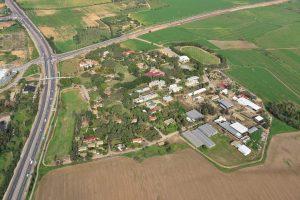 צילום אווירי, כפר סילבר -צילום מגמת תקשורת