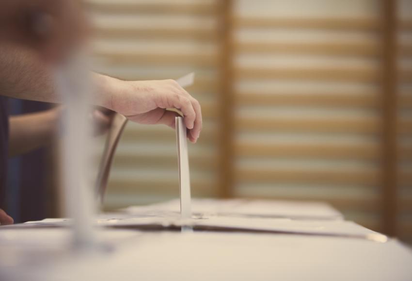 משאל בחירות 2018 באשדוד (מאגר תמונות: Shutterstock)