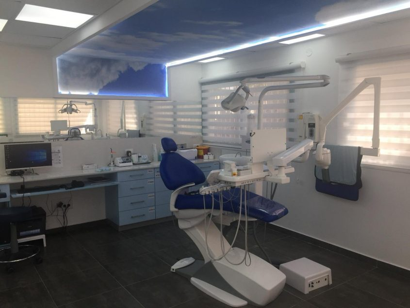 מרפאת שיניים לבעלי מוגבלות התפתחותית, קרדיט: דוברות עיריית אשדוד
