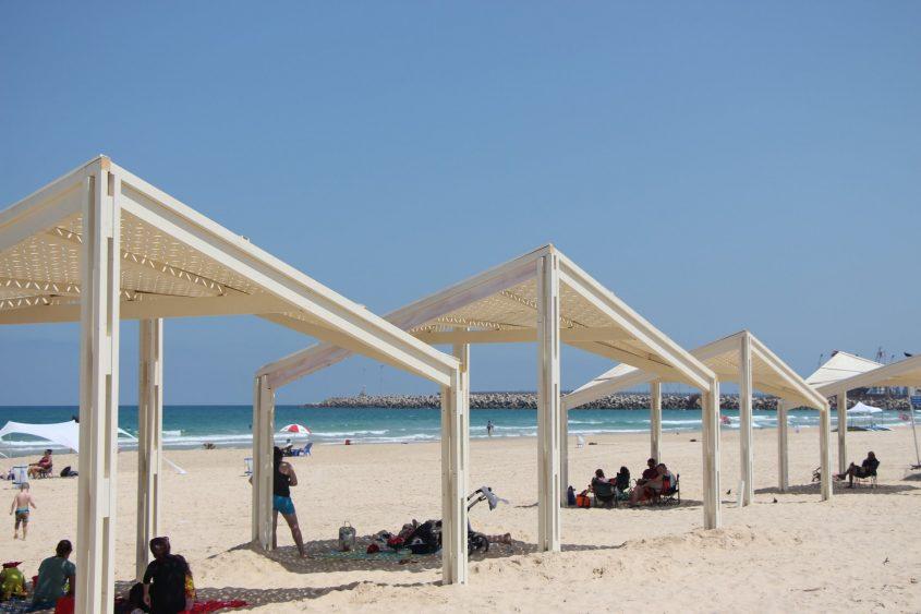 חוף מי עמי. צילום: יוני חזיז