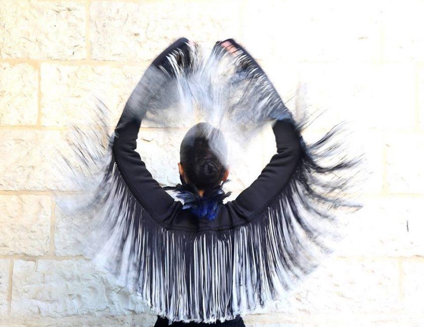 כשלורקה פגש ציפור שחורה, פלאמנקו פיוזן בחמישי. צילום נטשה שחנס