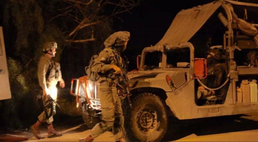 """חיילי צה""""ל בעוטף עזה. צילום: אלי הרשקוביץ"""
