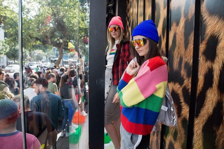 קסטרו STREET SHOW. צילום: נוי ערקובי