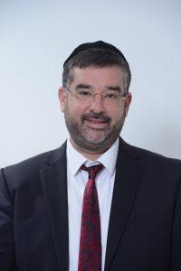 הרב אהרון כהן. צילום: עזריה לוי