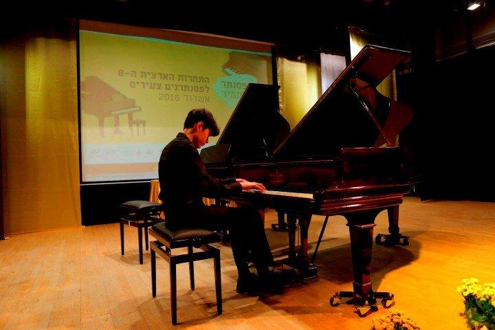 פסנתר לתמיד - פבל טולצ'ינסקי odrey