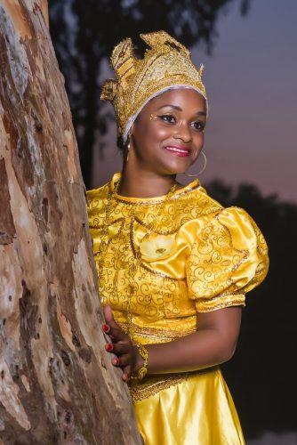 לייאנט בל, מדריכת סלסה וריקודים אפרו-קובניים. צילום: מריוס וגדס