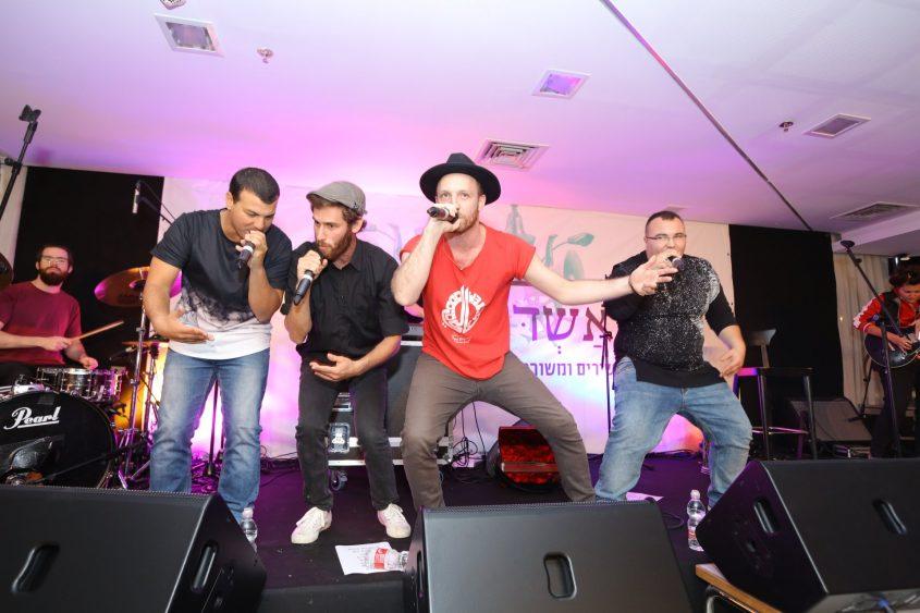 סיסטם עאלי בפסטיבל אשדודשירה 2018. צילום: גיל לוי לפוטו דויד אסייג