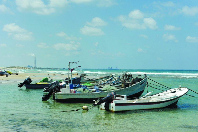 עולם הולך ונעלם. סירות דייגים, צילום: אייל טואג