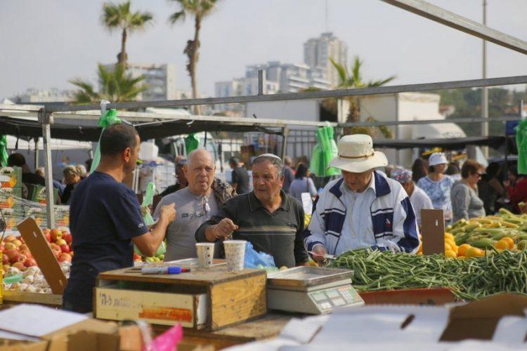 שוק הים אשדוד. צילום: פבל