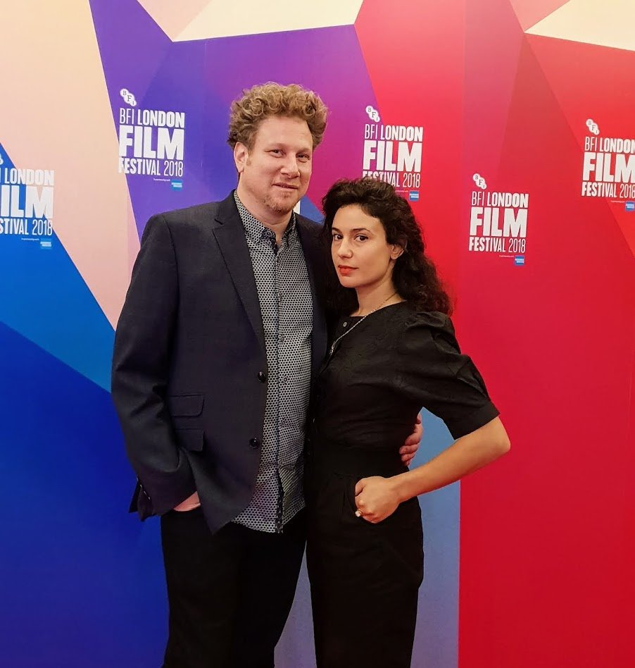 זכי ויניב בפסטיבל הסרטים בלונדון