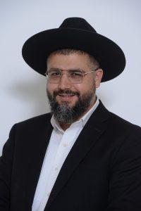 הרב מני אזולאי. צילום: עזריה לוי