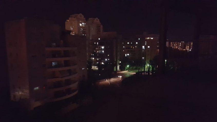 הפסקת חשמל נרחבת באשדוד