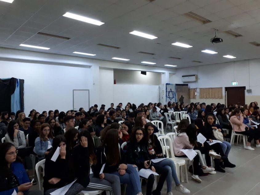 כנס מעורבות חברתית. צילום: עיריית אשדוד