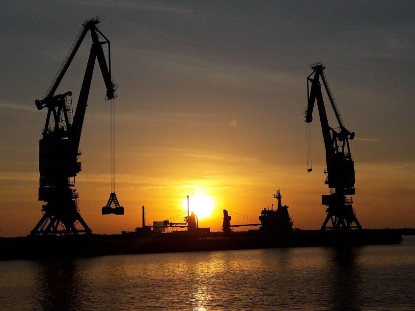 נמל אשדוד. צילום: חלי דהן-פוני