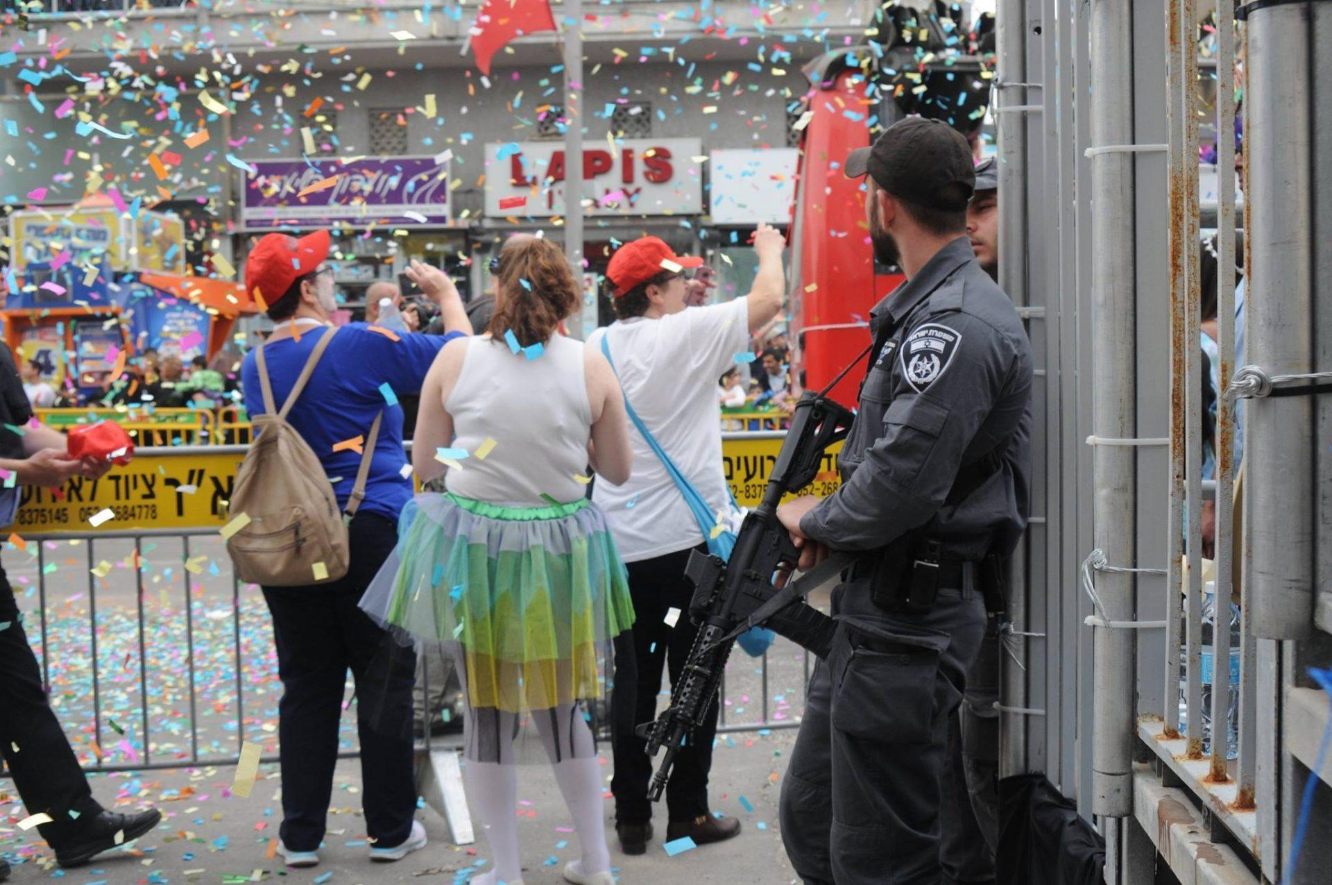 מקומות בילוי צילום משטרת ישראל