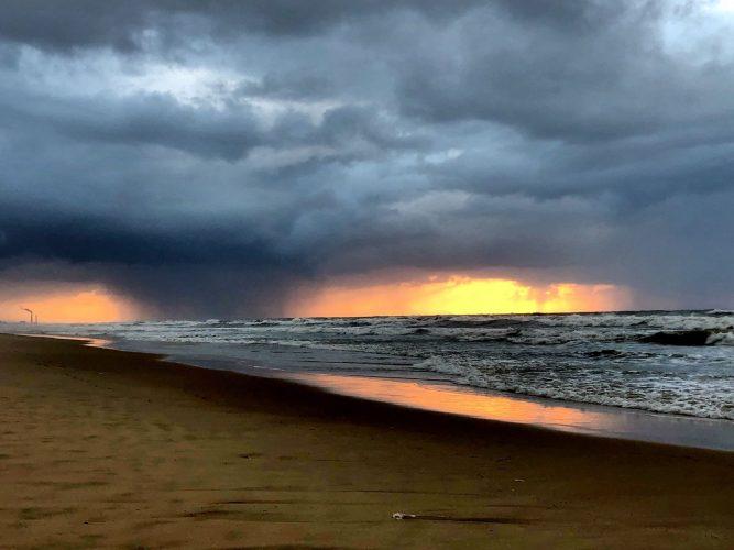 חוף מי עמי. צילום: שמואל דוד