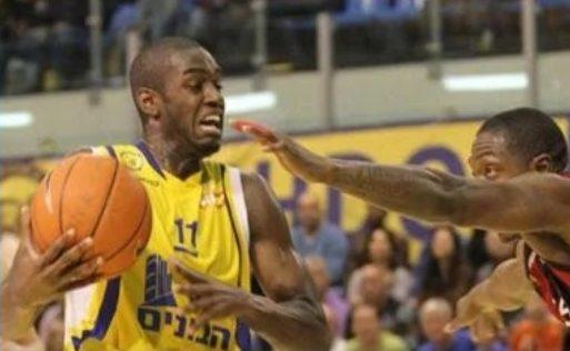 גו'ש קרטר, הצגה שלו עזרה לאשדוד לנצח את המשחק. צילום ארכיון: אתר האינטרנט של המועדון