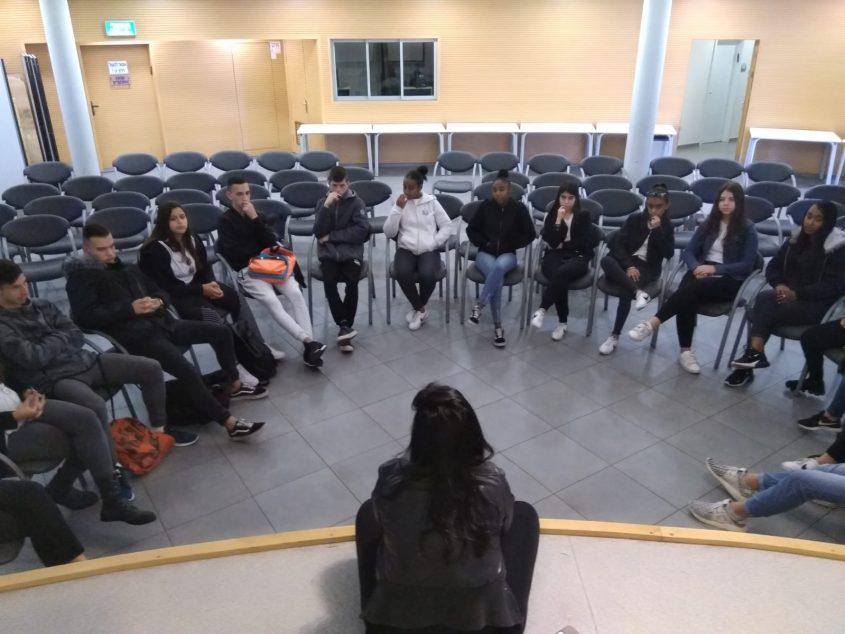 י'5 מתארחים בנמל אשדוד צילום: איילה מידן