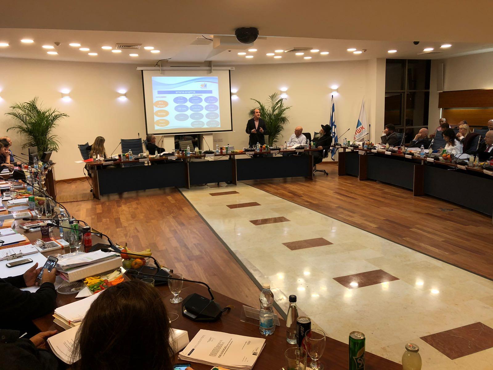 יחיאל לסרי, תקציב 2019, מועצת העיר