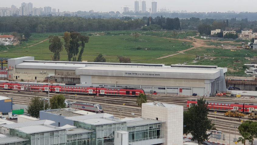 קרדיט תמונות: דוברות רכבת ישראל