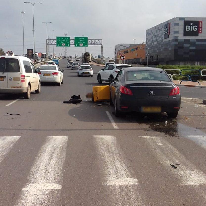 תאונת דרכים צילום: דוברות איחוד הצלה